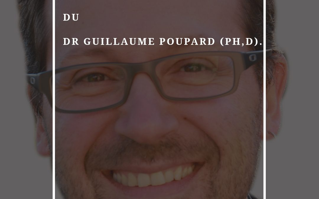Interview de Guillaume Poupard